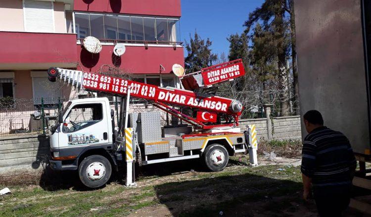 Antalya Kiralık Asansör